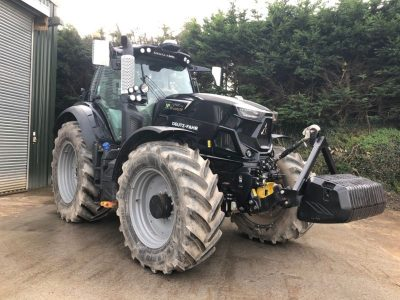 2018 Deutz Fahr Warrior 7250 TTV