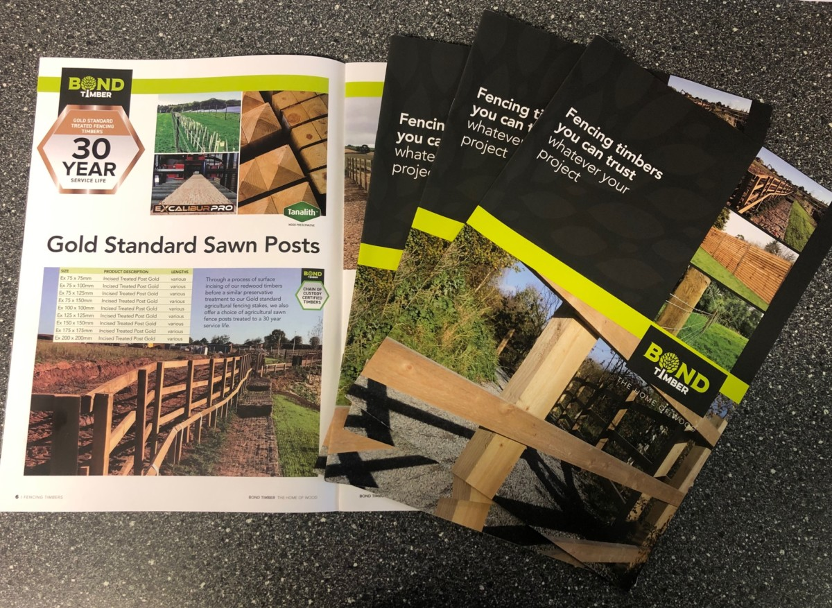 You are currently viewing Bond Timber Fencing Guide OUT NOW!