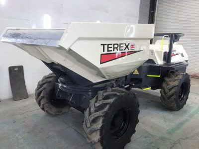 2007 Benford PS6000 Swivel Dumper