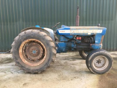Ford 5000 SelectaMatic