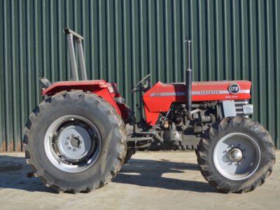 1970 Massey Ferguson 178 Tractor