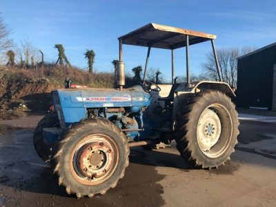 Ford 4000 4WD