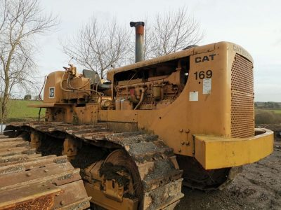 Caterpillar Crawler D8