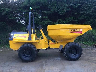 2007 Benford SX6000 Swivel Dumper