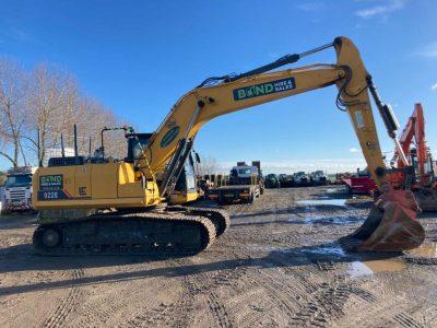 2018 LuiGong CLG922E Excavator