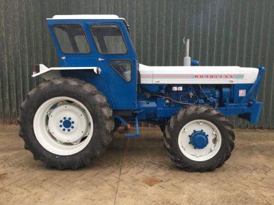 Roadless Ploughmaster 95