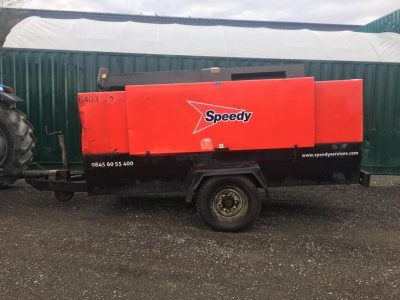 2006 Atlas Copco 286 Compressor