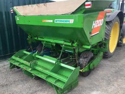 2005 Standen H200 Potato Planter