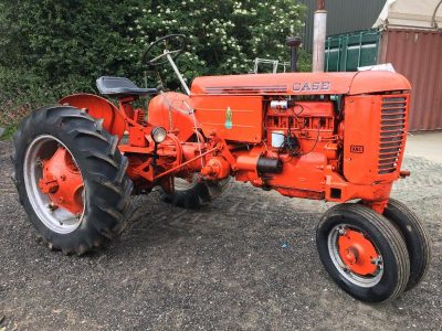 Case Vac Rowcrop Tractor