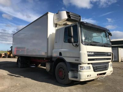 2013 DAF CF 65.250 2 Axle Rigid Body Lorry
