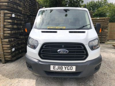 2018 Ford Transit 350 DropSide