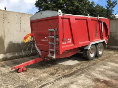 2019 Marshall QM1200 Grain Trailer