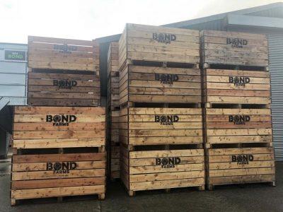 2020 1.1T 8High Spudbox Potato Boxes
