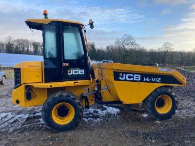 2018 JCB 7T-1 High Viz – 7 Ton Dumper
