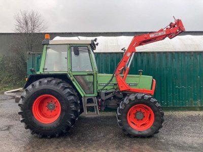 Fendt Farmer 360LS TurboMatik