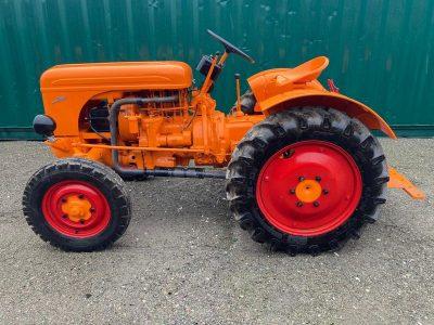 Porsche AP17 Tractor & Winch
