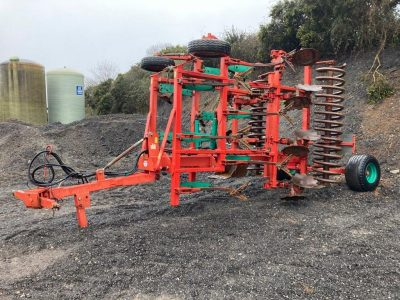 2001 Kverneland SCLD Trailed Cultivator