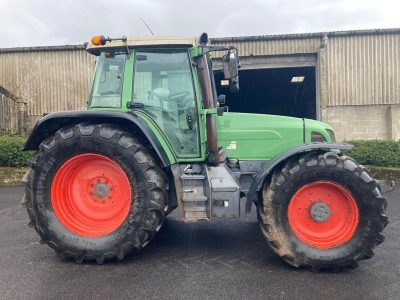 2001 Fendt Favorit 714 Vario