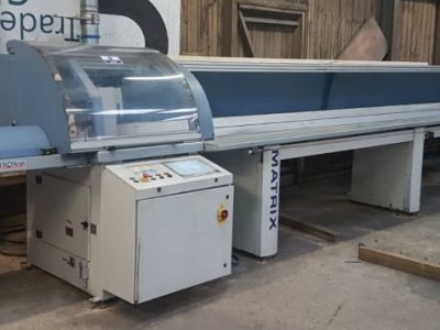 2015 Stromab ZN1360 Matrix V Automatic Cross Cut Saw