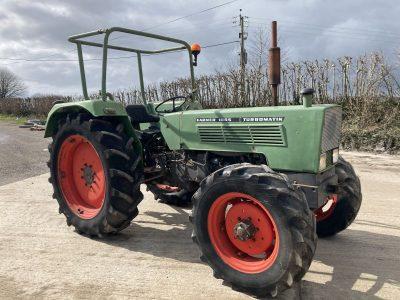Fendt 105S Tractor