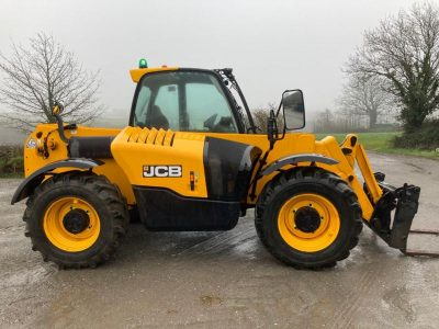 2016 JCB 531-70 Turbo Powershift Telehandler