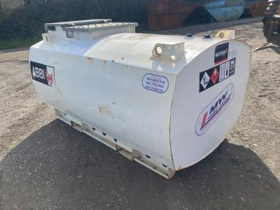 2018 ABBI 2000L Static Fuel Bowser