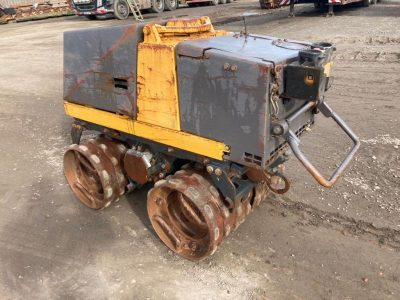 2008 Bomag BMP584 Trench Roller