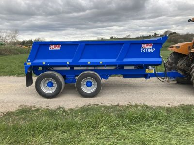 2021 JPM 14T Multi Purpose Trailer