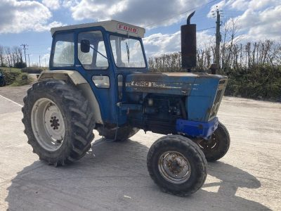 1977 Ford 6600