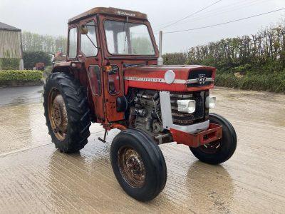 1967 MF 165