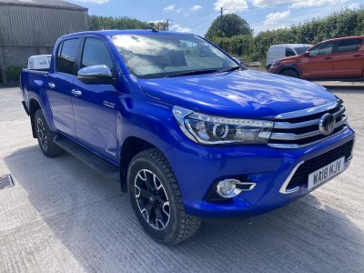 2018 Toyota Hi Lux Invincible X